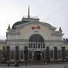 Железнодорожные вокзалы в Кизнере