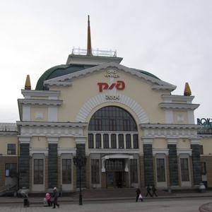 Железнодорожные вокзалы Кизнера